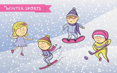 Zimski športni dan za učence od 6. do 9. razreda