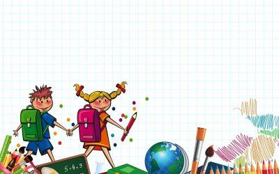 Obvestilo učencem in staršem za prvi šolski dan